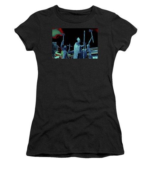 La Rogativa 2106 Women's T-Shirt (Athletic Fit)