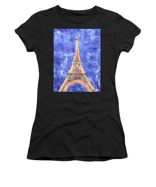 La Tour Eiffel Women's T-Shirt