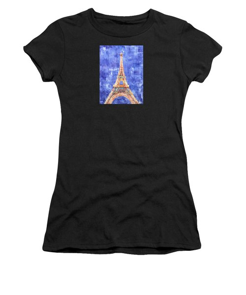 La Tour Eiffel Women's T-Shirt