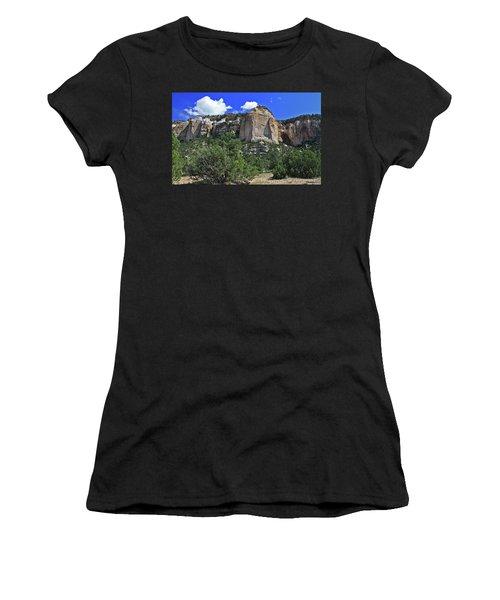 La Ventana Arch Women's T-Shirt (Athletic Fit)