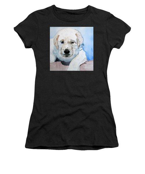 Lab Puppy Women's T-Shirt