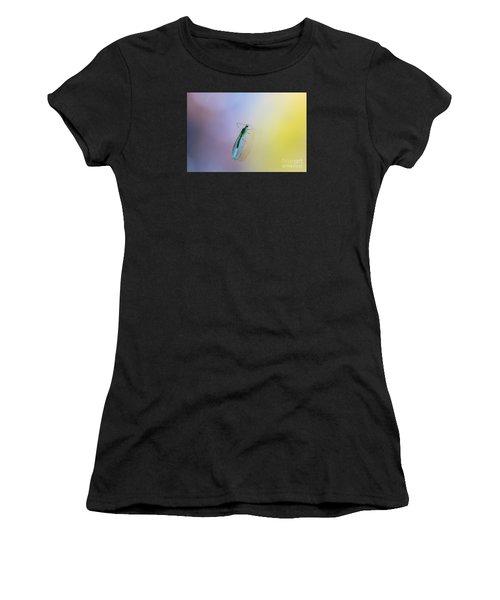 Lace Beauty Women's T-Shirt (Athletic Fit)