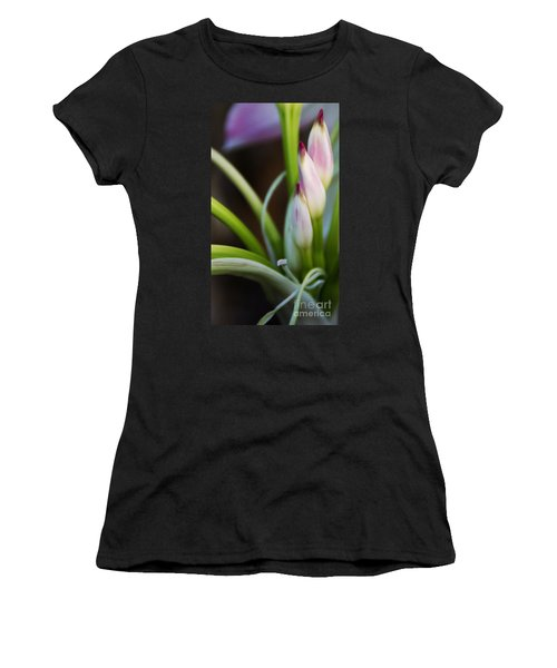 Laced In Satin Women's T-Shirt