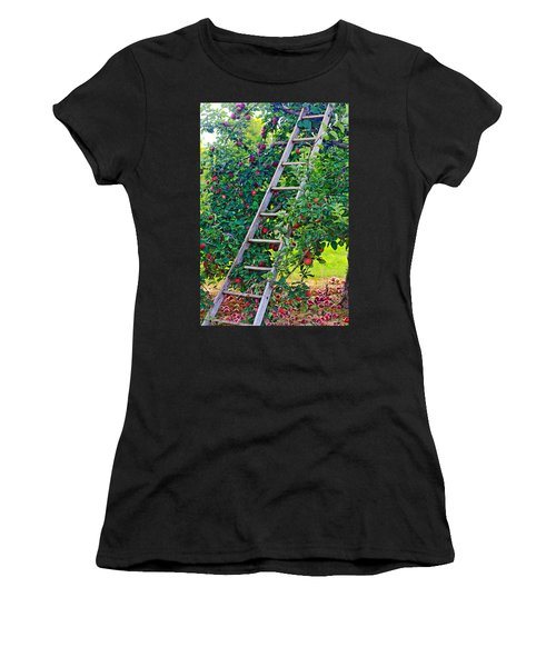 Ladder To The Top Women's T-Shirt