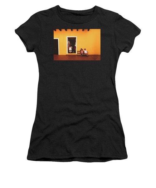 Ladies In Valladolid Women's T-Shirt