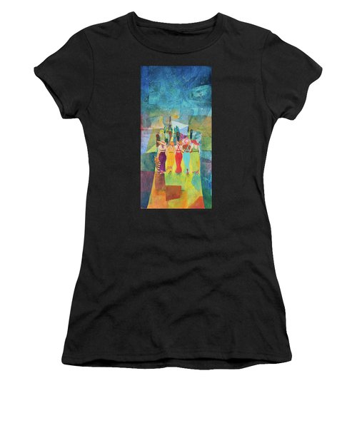 Ladie's Night Out Women's T-Shirt (Athletic Fit)