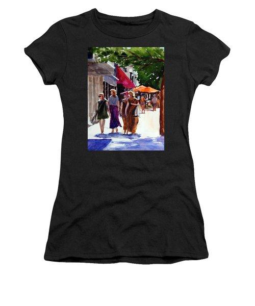 Ladies That Shop Women's T-Shirt (Athletic Fit)