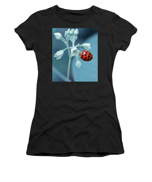 Ladybug Women's T-Shirt (Athletic Fit)
