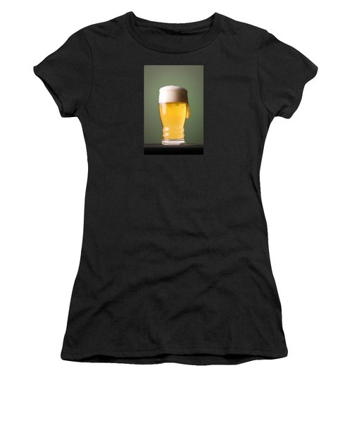 Lager Beer Women's T-Shirt (Athletic Fit)