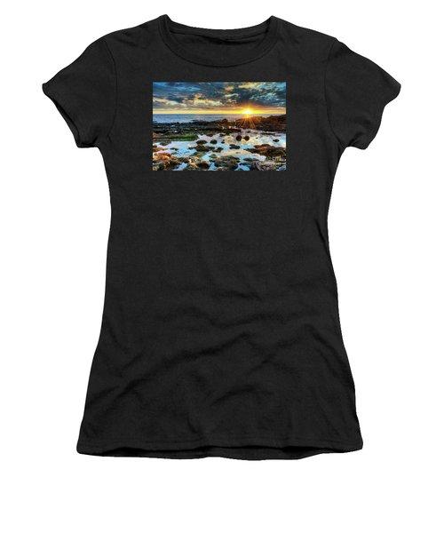 Laguna Beach Tidepools Women's T-Shirt