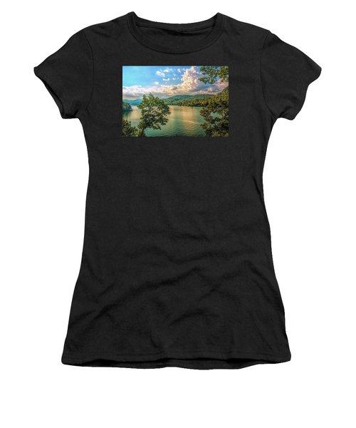 Lake Burton Women's T-Shirt (Athletic Fit)