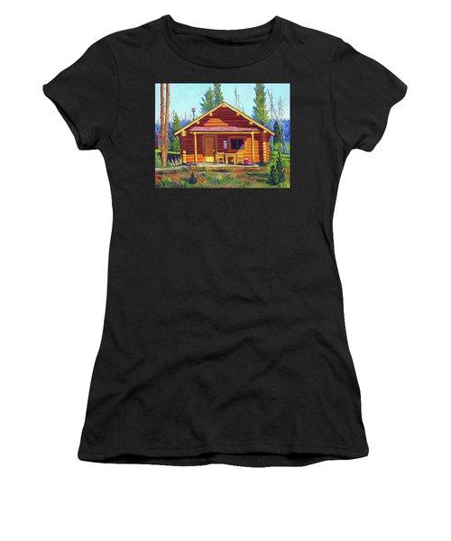 Lake Cabin Women's T-Shirt