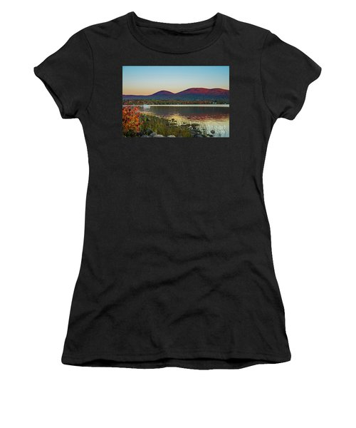 Lake Cruise Women's T-Shirt (Athletic Fit)