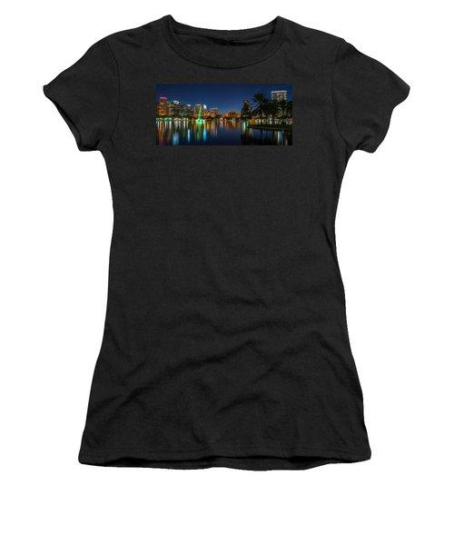 Lake Eola Orlando Women's T-Shirt