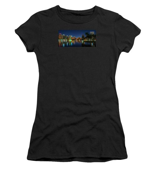 Lake Eola Orlando Women's T-Shirt