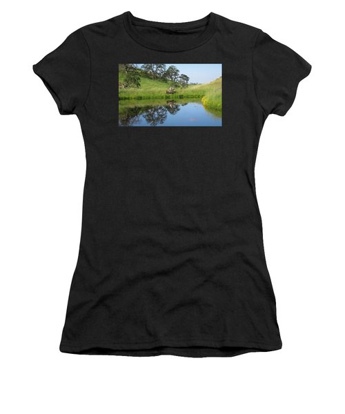 Lake Front Property Women's T-Shirt