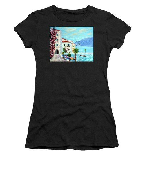 Lake Garda Bliss Women's T-Shirt