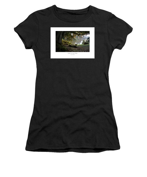 Lake In The Park Women's T-Shirt