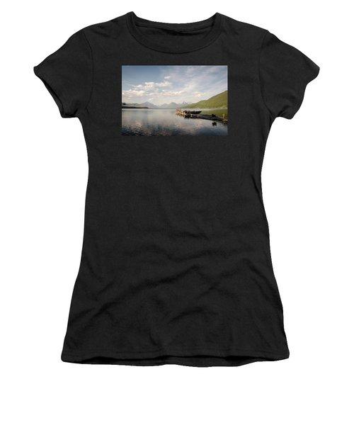 Lake Mcdonald Women's T-Shirt