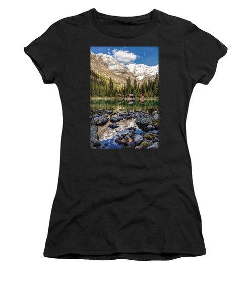 Lake O'hara Lodge Women's T-Shirt