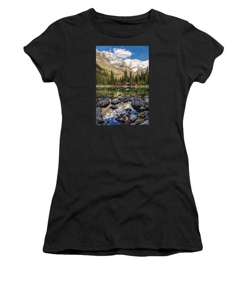 Lake O'hara Lodge Women's T-Shirt