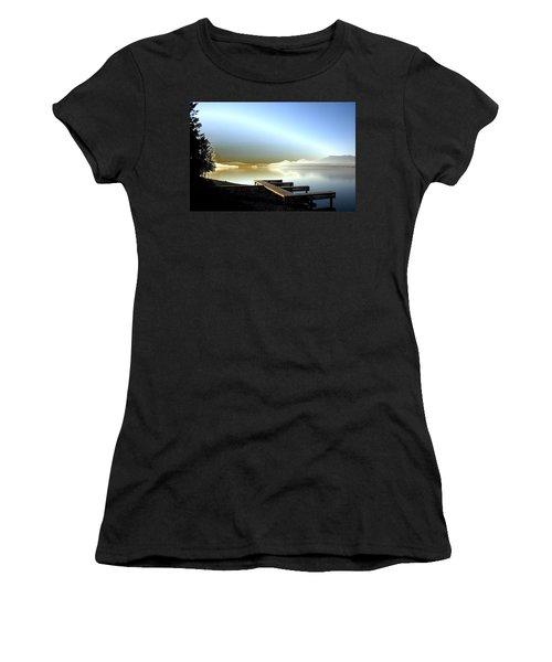 Lake Pend D'oreille Fantasy Women's T-Shirt