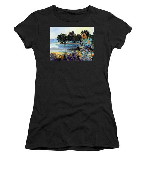 Lake Point Women's T-Shirt (Athletic Fit)