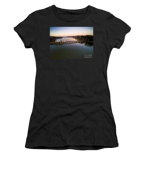 Lake Purdy At Grants Mill Women's T-Shirt