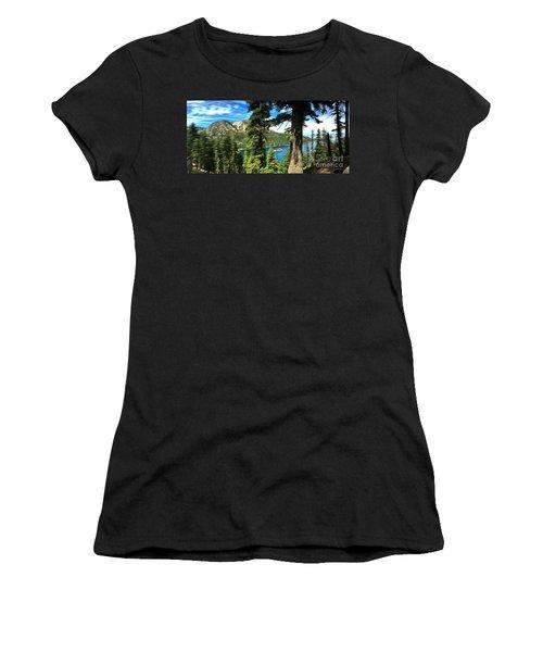 Lake Tahoe Serenity Women's T-Shirt