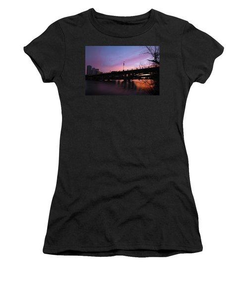 Lamar Blvd Bridge Women's T-Shirt