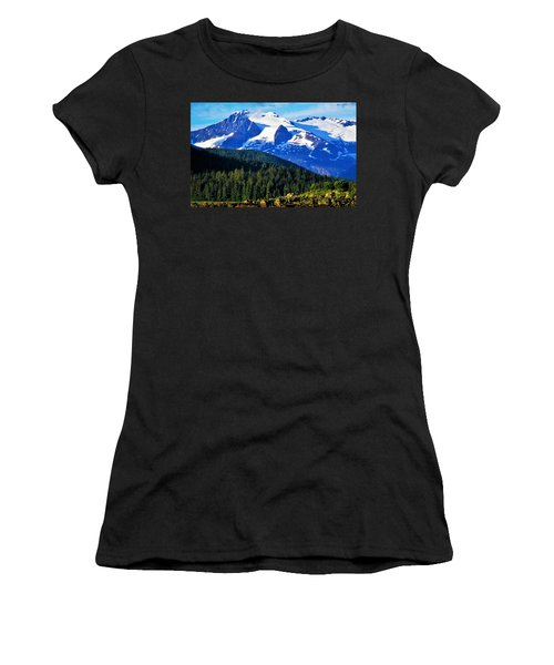 Earth Women's T-Shirt (Athletic Fit)