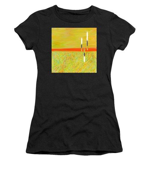 Land Somewhere Women's T-Shirt