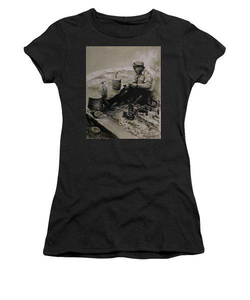Landier.  Tinsmith. Women's T-Shirt (Athletic Fit)