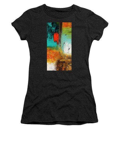 Landmarks Women's T-Shirt (Athletic Fit)