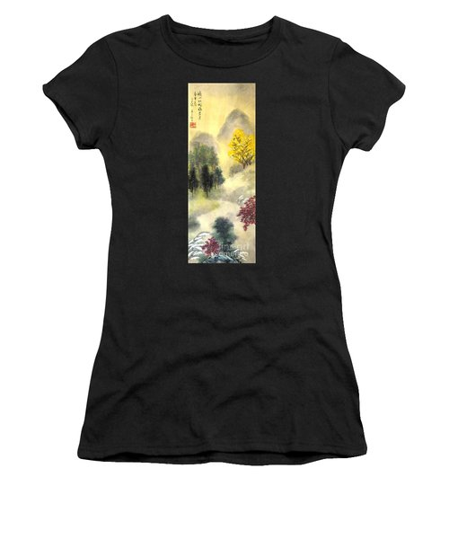 Landscape #1 Women's T-Shirt