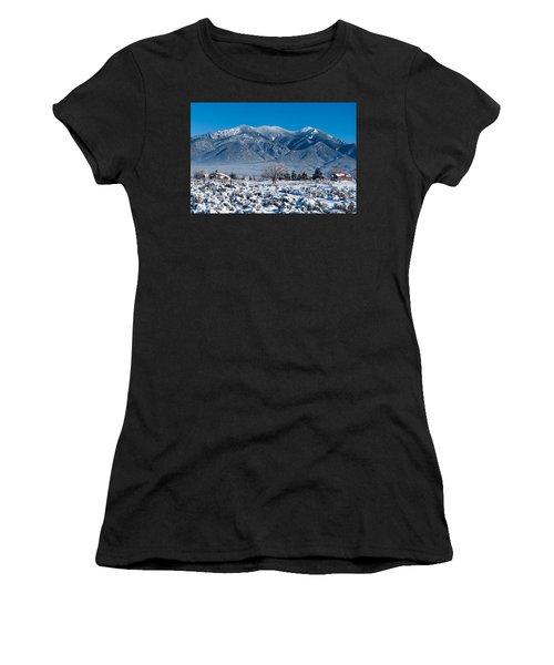 Landscape Taos Nm J10o Women's T-Shirt
