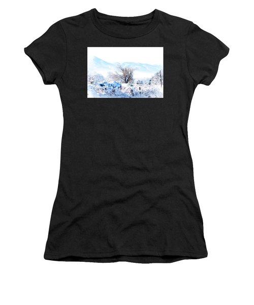 Landscape Taos Nm J20g Women's T-Shirt