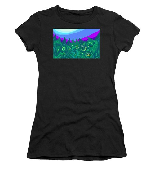 Language Of Forest Women's T-Shirt