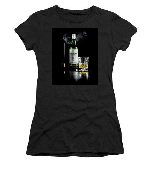 Whiskey And Smoke Women's T-Shirt