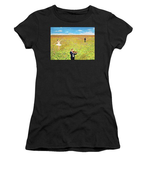Last Dance Women's T-Shirt (Athletic Fit)