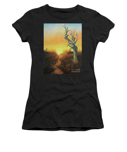 Last Stand Women's T-Shirt (Athletic Fit)
