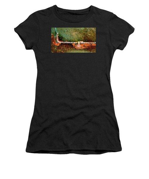 Latch 5 Women's T-Shirt (Athletic Fit)