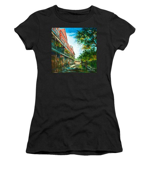 Late Afternoon On The Square Women's T-Shirt