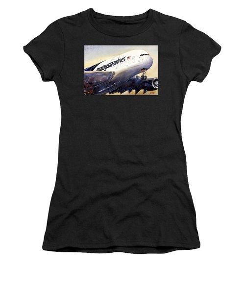 Late Arrival Women's T-Shirt