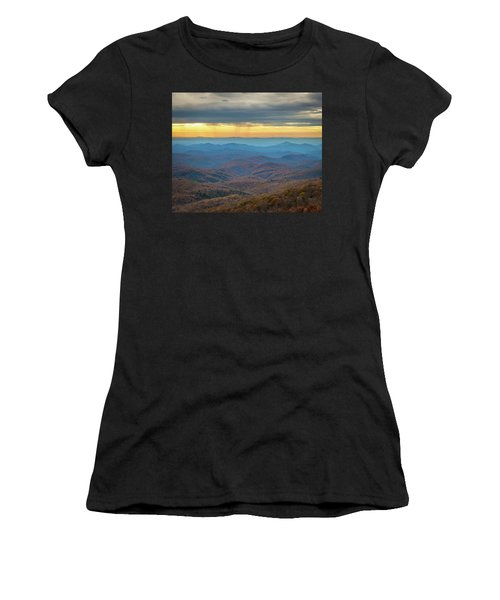 Late Autumn Vista Women's T-Shirt