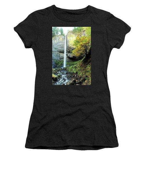 Latourell Falls Women's T-Shirt