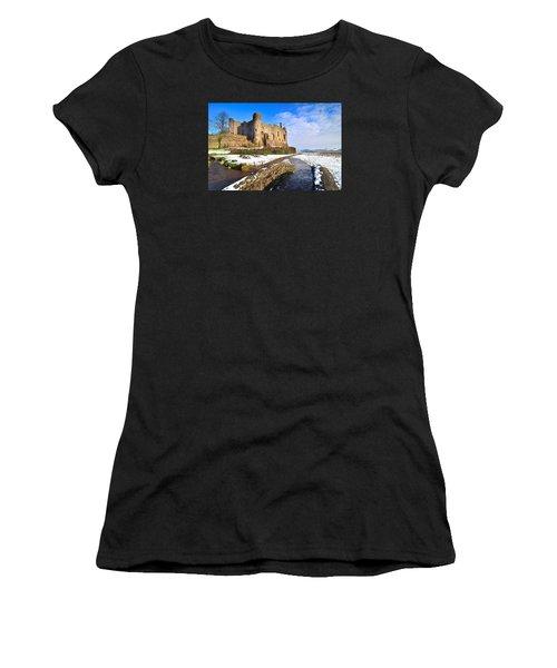 Laugharne Castle 2 Women's T-Shirt