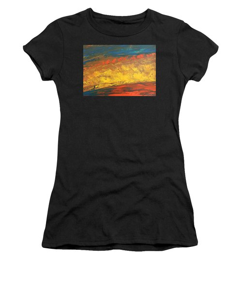 Lava Flow Women's T-Shirt