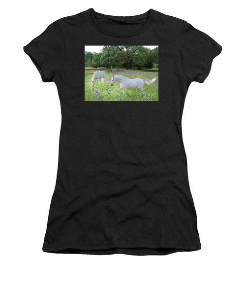 Lavender Pastures Women's T-Shirt