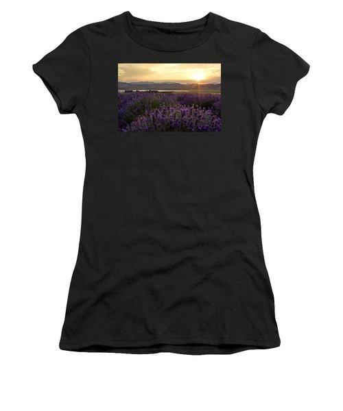 Lavender Glow Women's T-Shirt